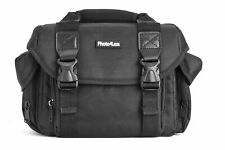 Deluxe DSLR Camera Case Shoulder Bag For Canon, Nikon & Sony -Brand New