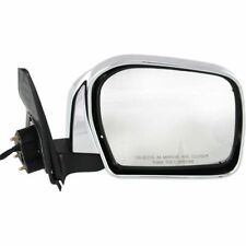 00-04 Toyota Tacoma Power Non-Heated Chrome Right Passenger Side Mirror
