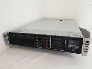 HP DL380p Gen8  2x E5-2620 | 32GB | 4x 146GB SFF SAS | P420i | 2x PSU + Rails