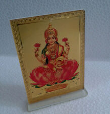 "Lakshmi Maa - Acrylic Photo Frame * Car Sticker Stand (3.5"")"
