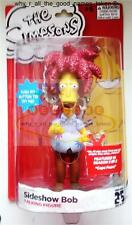 The Simpsons Sideshow Bob 25 Year Anniversary Talking Figure
