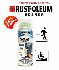 RUSTOLEUM EPOXY SHIELD ANTI SLIP PAINT SPRAY CAN CLEAR HIGH GRIP SAFETY NON SKID