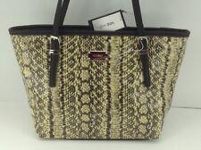 Women's NINE WEST by MACYS Python Print IT GIRL Handbag - $79 MSRP - 20% off
