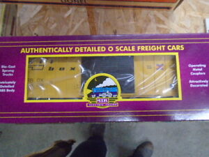 MTH PREMIER RAILBOX 50 FT BOXCAR 20-93877 ROAD # 34253