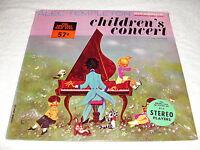 """Alec Templeton """"Children's Concert"""" 1959 LP,SEALED,Riverside-Wonderland RLP-1403"""