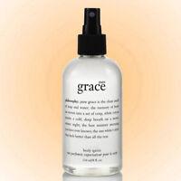 Philosophy Pure Grace Body Spritz 8 OZ. Spray Bottle Light Scented New Unopened