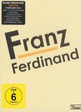 Franz Ferdinand [DVD] 2 disc set    Brand new and sealed