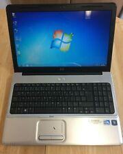 HP Laptop G60 Intel Pentium Dc T4300 (2.10 GHz) 3 GB de memoria de 80GB Hdd Wind 7 64bt