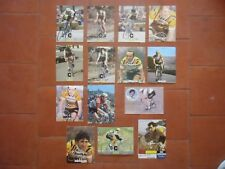 14 Postcards Cycling Team Renault, Cycle Gypsy Years 80