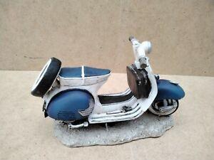 Vintage Vespa Boxed Ornament Scooter Model