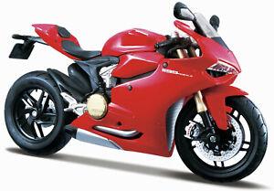 Ducati 1199 Panigale, Maisto Moto Modèle 1:12, Art. #32704