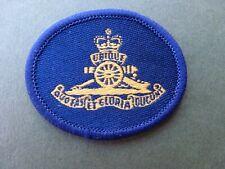 Royal Artillery (oval)