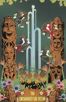 Avatar LEGEND OF KORRA art print by Olga Ulanova 11x17 art nouveau style