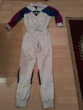 Adidas vintage retro tracksuit top and trousers