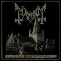 MAYHEM (METAL) DE MYSTERIIS DOM SATHANAS NEW VINYL