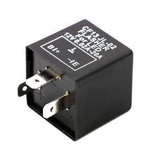 3 Pin CF13 Car Motor Flasher Relay Kit Fix LED light Hyper Flash Blink Sales