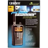 Radio Scanner UBC125XLT Uniden Bearcat Covers Military Air Band with Close Call