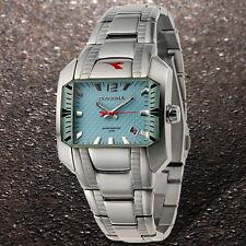 Diadora European Designer Stainless Steel Sport Ladies Watch / MSRP $780.00