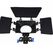 15mm barra scorrevole Mascherino supporto DSLR VCR ombrellone for 5D II 7D 60D