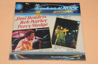 JIMI HENDRIX BOB MARLEY LP ITALY PRESS GATEFOLD+BOOKLET SIGILLATO SEALED SS