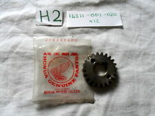 NOS HONDA CZ100 C100 C110 C115 TIMING GEAR 14311-001-020 (H2)