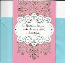 Happy Mother's Day You Make The World Beautiful Hallmark Greeting Card