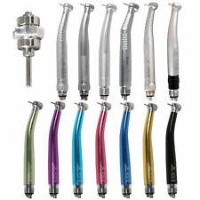 Dental Ledhigh Speed Handpiece Turbine Quick Coupler 4 Hole Standard Head