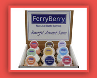 9 LARGE Natural Organic Bath Bombs Gift Set For Women Mothers Day Moisturizing