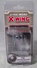 STAR WARS X-WING MINIATURES TIE INTERCEPTOR BRAND NEW **CLEARANCE**