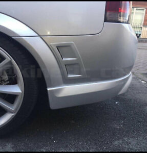 Bumper vents Gloss black finish Ford Vauxhall ,universal *V2*