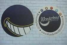 Beer COASTER ~ WONDERLAND Brewing Co ~ Broomfield, COLORADO * Much More in STORE