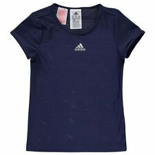 adidas Crew Neck Logo T-Shirts & Tops (2-16 Years) for Girls