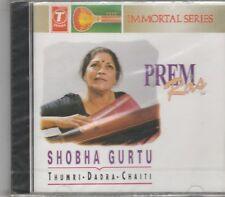 Prem ras By Shobha gurtu - Thumri dadra , Chaiti  [Cd]
