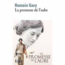 La promesse de l'aube - Romain Gary Gallimard Edition Définitive 26 Avril 1973