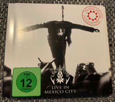 Lacrimosa - Live in Mexico City (2014) - First Edition Inkl. DVD