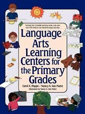Language Arts Learning Centers for the Primary Grades