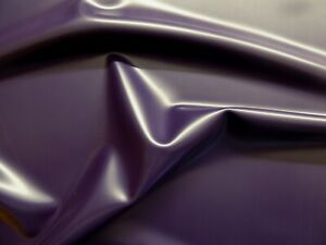 Latex Rubber 0.45mm, Roll End, 173 x 200 cm, Purple