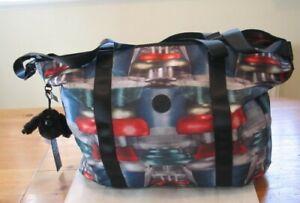 Kipling Peter Pilotto Schikard Machine Print Weekend / Travel Overnight Bag