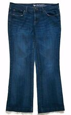 GAP Dark Wash Long and Lean Fit Jeans-Womens-Sz 10 S