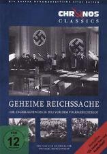 GEHEIME REICHSSACHE Prozesse Volksgerichtshof ROLAND FREISLER Schauprozesse DVD