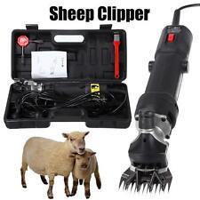 Animaux Pro Tondeuse Electrique 320W Pour Moutons Ovins Caprins Avec Case