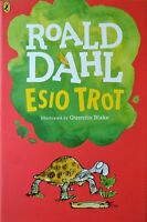 'Esio Trot' Paperback Book by Roald Dahl