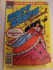 Katy Keene Special # 2, Masquerade Ball!