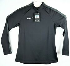 Nike 1/4 Zip Crossfit Sweatshirt Womens Medium Long Sleeve Shirt Light Pullover