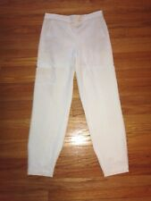 VINCE IVORY COLOR LADIES PANTS SIZE 4 NEW $275.