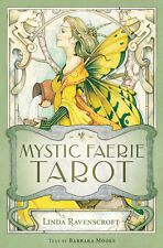Mystic Faerie Tarot Deck Cards New In Box Linda Ravenscroft Fairy Fantasy 2015
