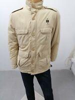 Giubbino BLAUER Uomo Taglia Size M Jacket Man Veste Homme Giacca Nylon 7424