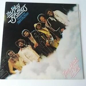 The Isley Brothers - Heat Is On - Vinyl LP UK 1st Press A1/B1 EX/NM