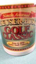 Anheuser Busch budweiser bud Stein 2001 Easter Seals Golf Classic  Fort Collins