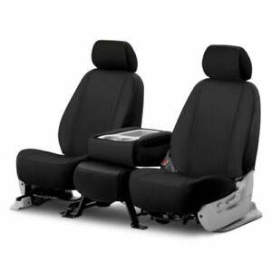 2007-2011 GMC Silverado Sierra Factory Fit Custom Front Seat Covers Black